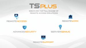 نرم افزار TSplus Remote Access و Application Delivery