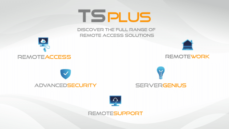 TSplus Remote Access at Application Delivery Software