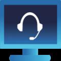 modrá Remote Support
